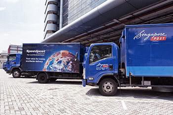 Singapore Post время доставки