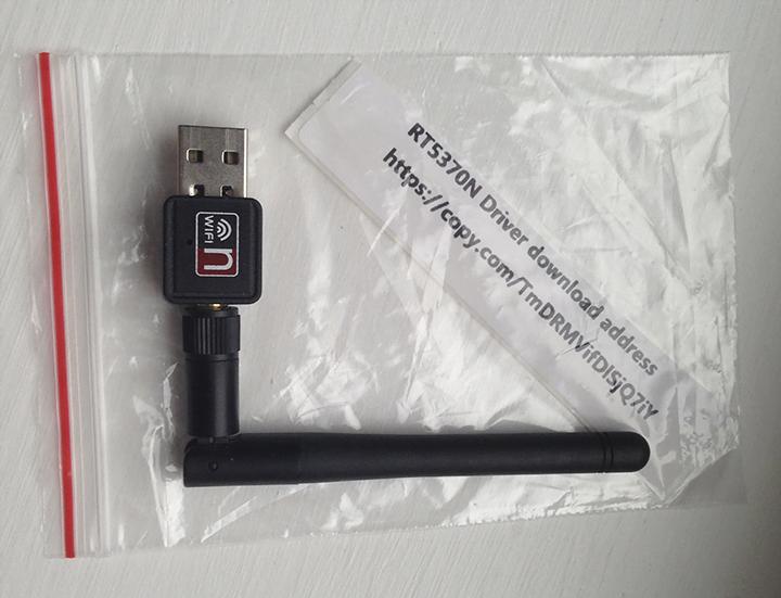USB WiFi адаптер для компьютера с AliExpress