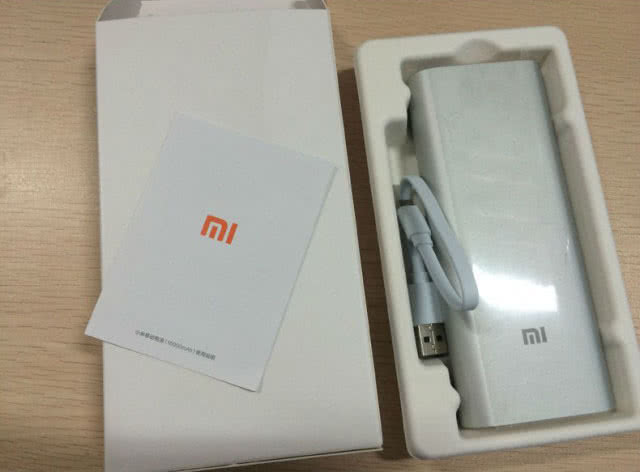 Внешнее зарядное устройство Original Xiaomi Power Bank 16000mAh