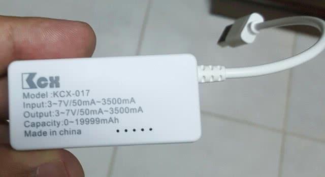 Прибор для измерения емкости аккумулятора с AliExpress