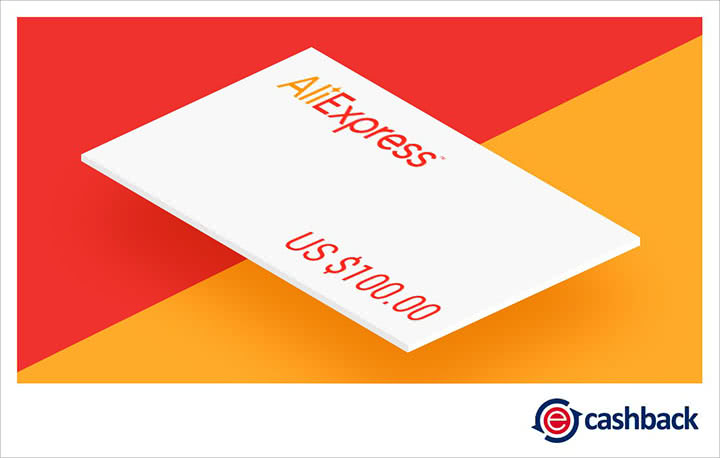 Двойной кэшбэк на АлиЭкспресс с подарочным сертификатом