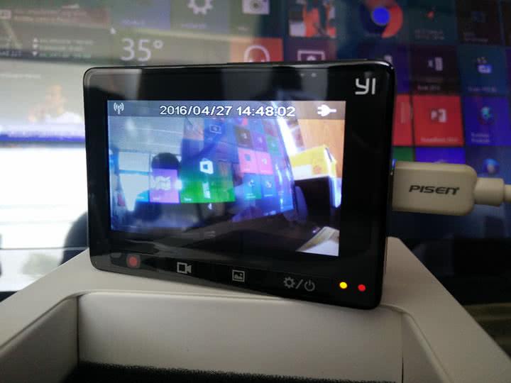 Обзор видеорегистратора Xiaomi Yi