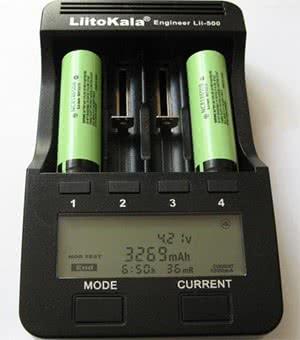 Купить зарядное устройство для аккумуляторов 18650