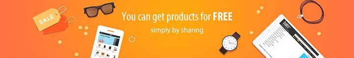 GearBest раздает товары бесплатно