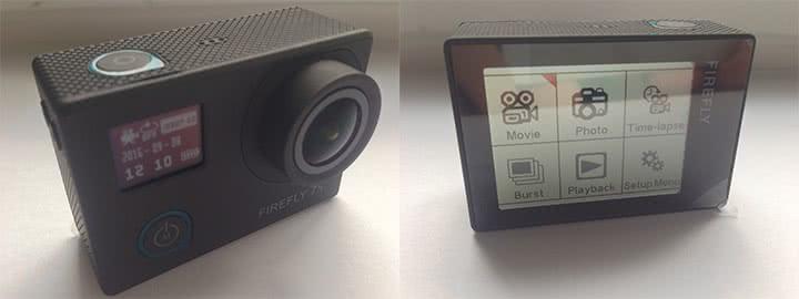 Обзор экшн-камеры Hawkeye Firefly 7S