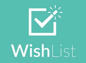 Wish list на AliExpress