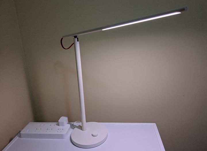 Обзор настольной лампы Xiaomi