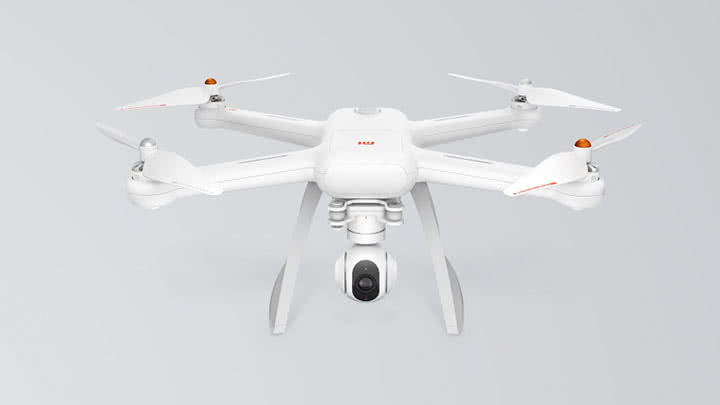 XIAOMI Mi Drone 1080P WIFI FPV Quadcopter на GearBest