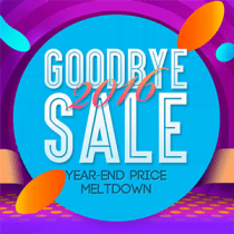 GOODBYE SALE на GearBest