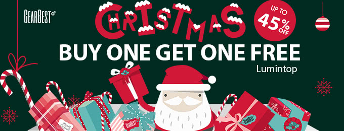 Купи один товар на GearBest и получи второй в Подарок