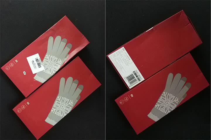 Обзор сенсорных перчаток Xiaomi