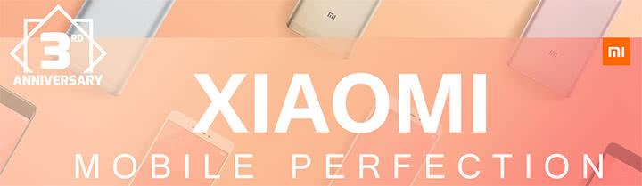 Распродажа смартфонов Xiaomi на GearBest