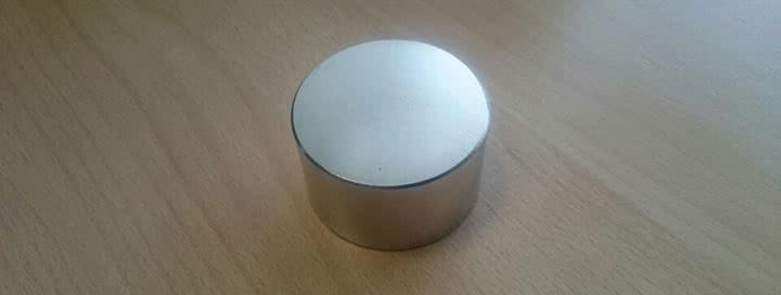 Купить неодимовый магнит 50х30 мм недорого