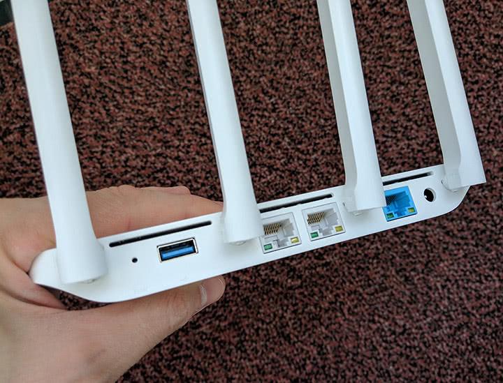 Отзывы о Xiaomi Mi WiFi Router 3G