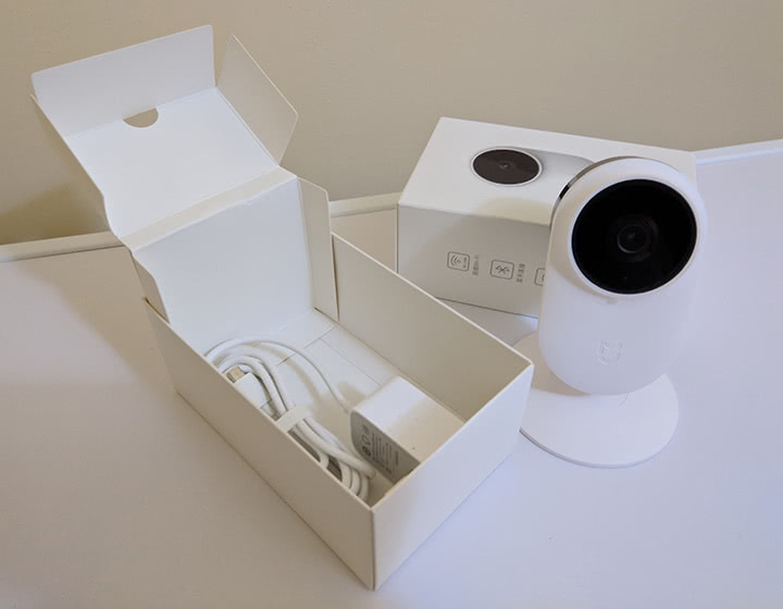 Настройка Xiaomi MiJia 1080P Smart IP Camera