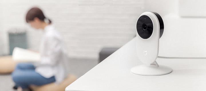 Отзыв об IP Smart камере MiJia 1080P