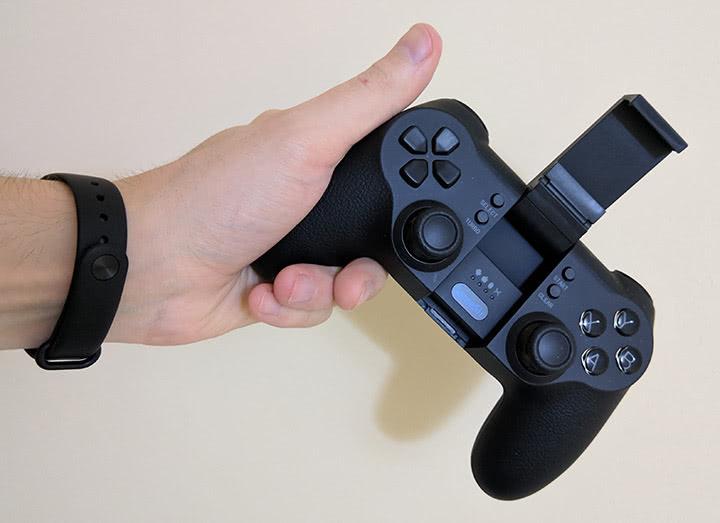 Отзыв об универсальном геймпаде Gamesir T1s