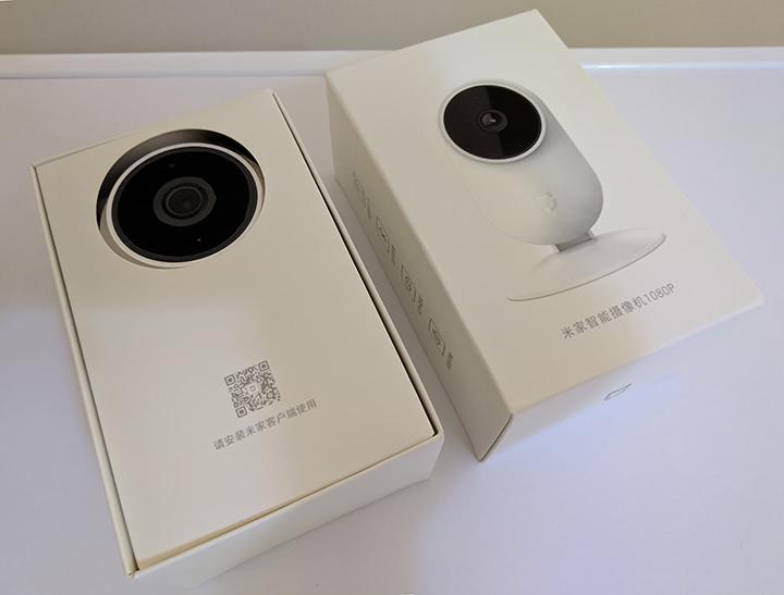Покупка Xiaomi Smart IP Camera SXJ01ZM