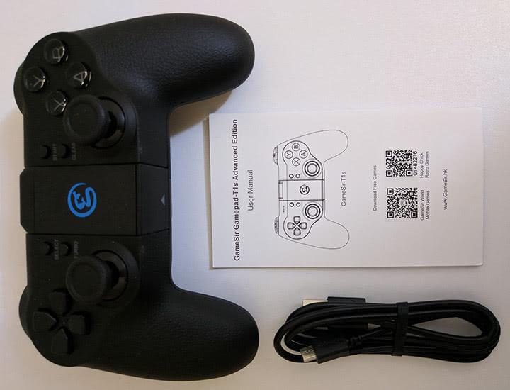 Беспроводной геймпад GameSir T1s