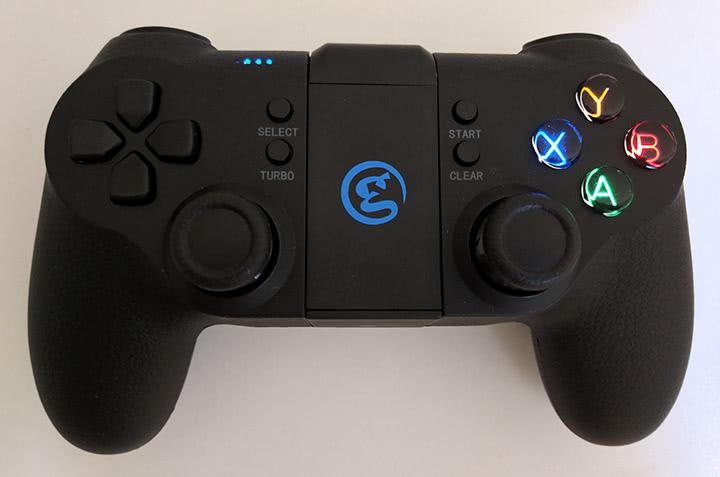 Универсальный геймпад Gamesir T1s