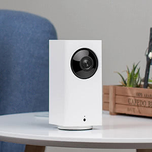 Обзор Xiaomi Mijia Dafang Smart Home 120