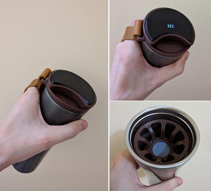 Где купить Xiaomi KissKissFish Smart Travel Mug