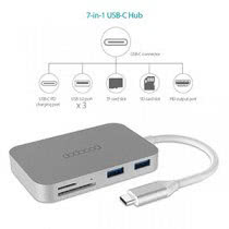 Обзор Dodocool 7-in-1 USB-C Hub для MacBook