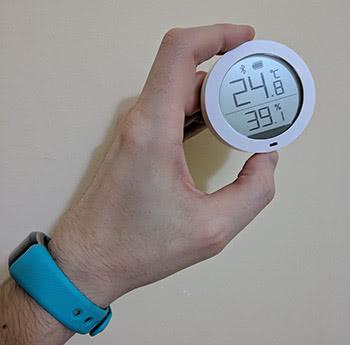 Отзыв Xiaomi Thermostat