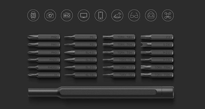 Отзыв о наборе отверток Xiaomi Wiha