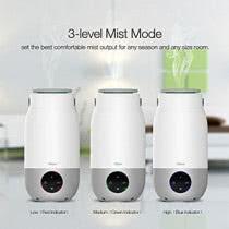 Увлажнитель воздуха Oittm 3L Ultrasonic Wifi Smart